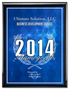 Best Business Development Service 2014