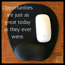 Great Opportunities